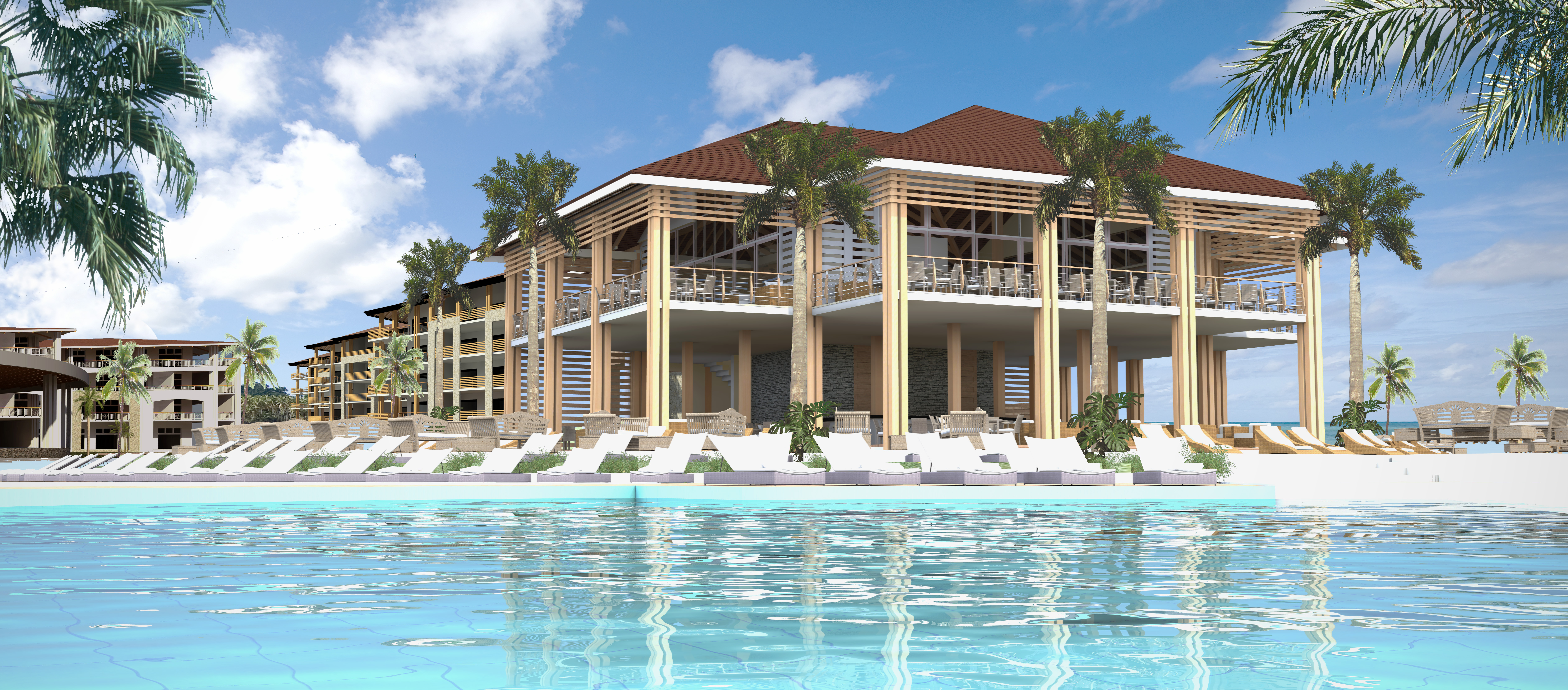 Beach Real Estate Developers : The harlequin hotels resorts creating first class