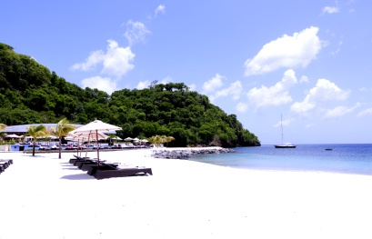 Buccament Bay Resort in St Vincent