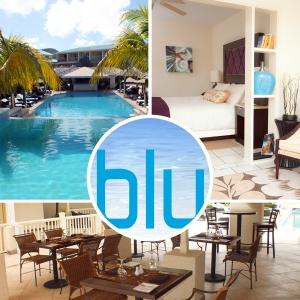 blu collage